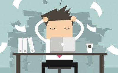 Estrés laboral: cinco maneras de evitarlo